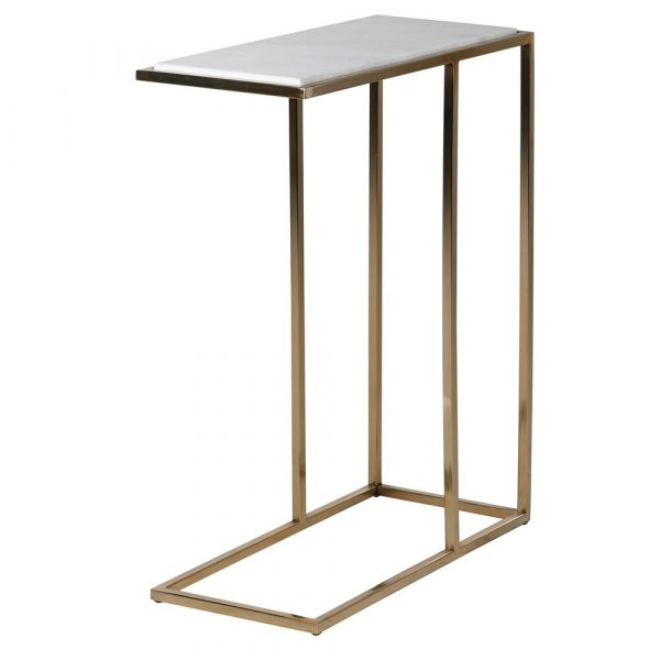 Chelsea Marble Side Table