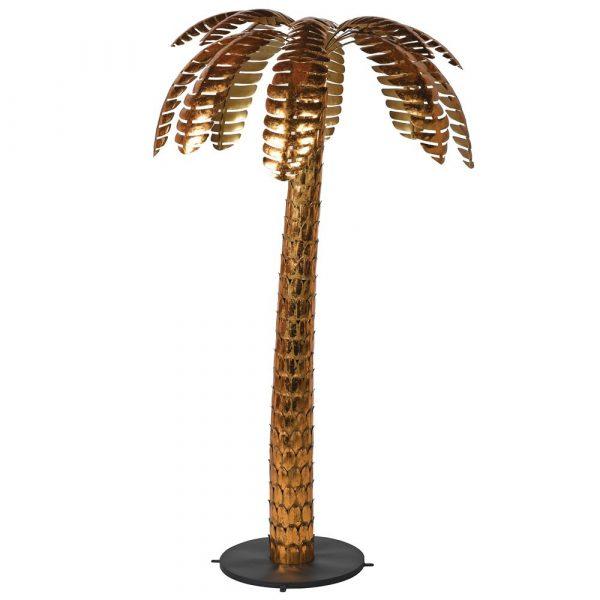 Gold Coconut Tree