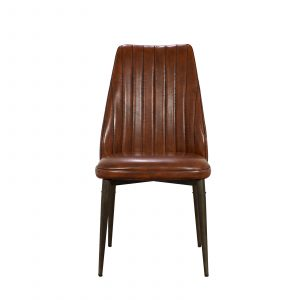 Camden Leather Dining Chair