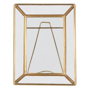 4x6 Brass Photo frame
