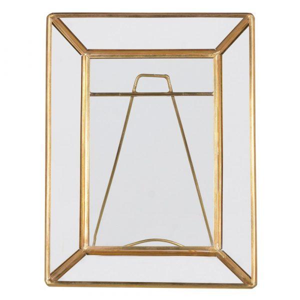 4x6 Brass Photo frame