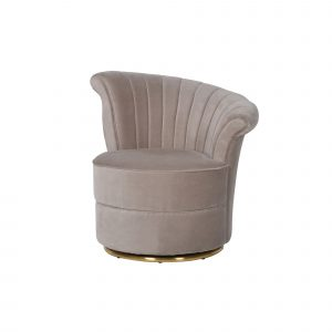 Fitzrovia Curved Back Living Chair