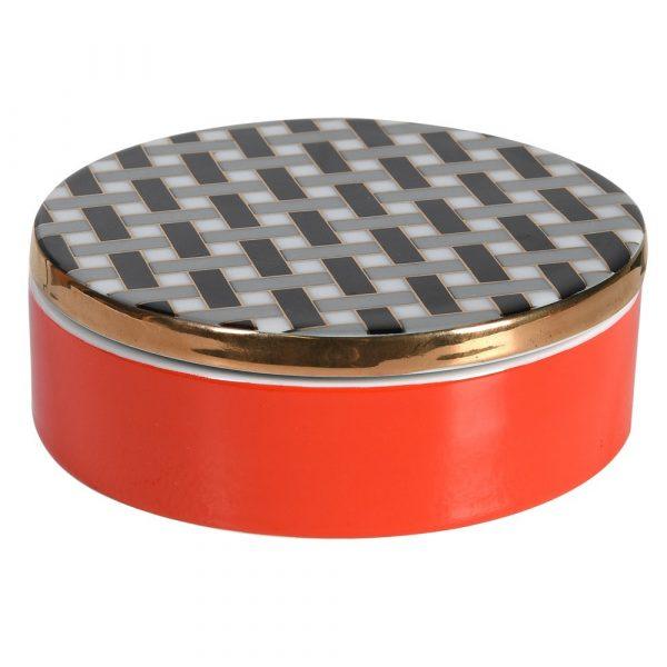 Small Decorative Storage Jar