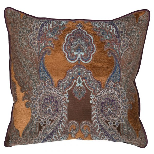 Paisley Cushion Cover Only 60 x 60 cm