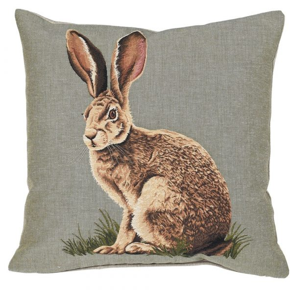 Hare Cush Cover 45 x 45 cm