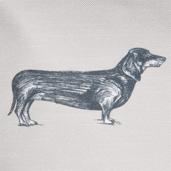 Sausage Dogs Cushion Cover 50 x 50 cm