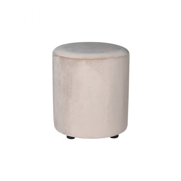 Taupe Foot Stool