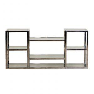 Berkeley Low Shelves Unit