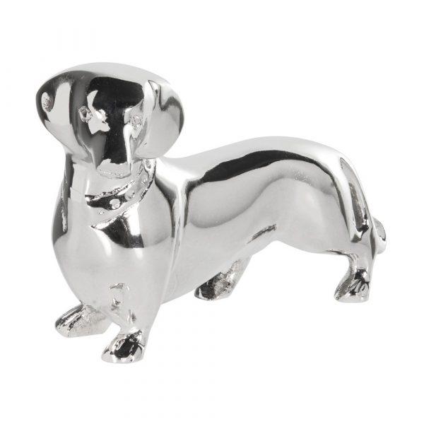 Silver Nickel Dog