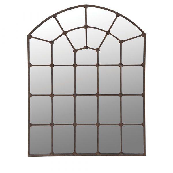 Arch Window Mirror