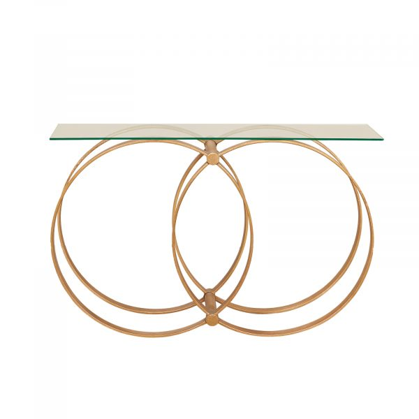 Chelsea Multi Hooped Console Table