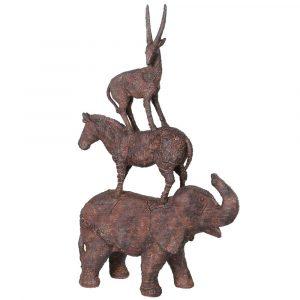 3 Animal Ornament