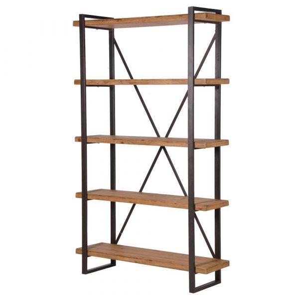 Camden Wooden Shelf Unit