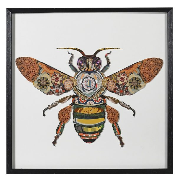 Bee Collage Picture