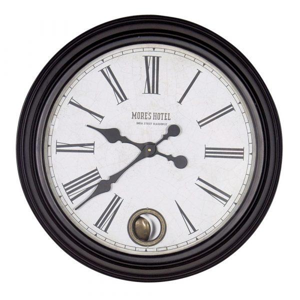 More's Hotel Clock