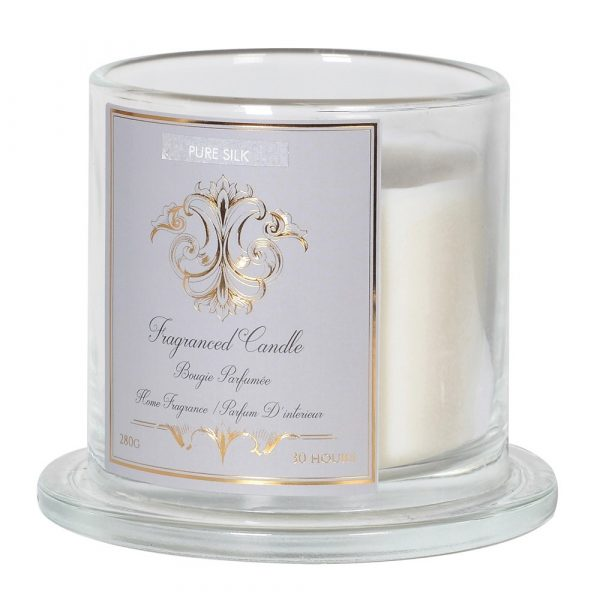 Pure Silk Candle Glass
