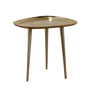 Fitzrovia Brass Side Table