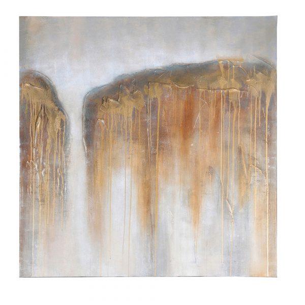 'Golden Glow' Oil Painting