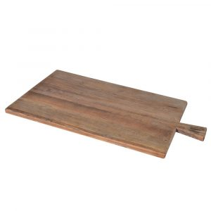 Large Recycled Elm Breadboard