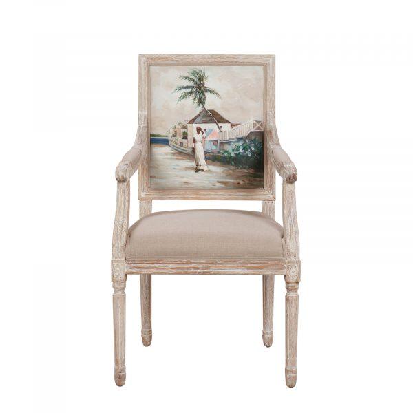 Portobello Oak Chair