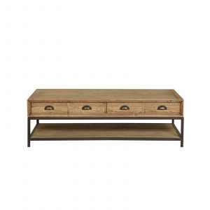 Camden Coffee Table With Drawers