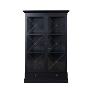 Mayfair Black Cabinet